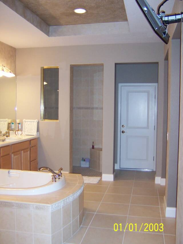 Portfolio for Florida bathroom designs